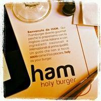 Foto scattata a Ham Holy Burger da Giorgio B. il 7/18/2012