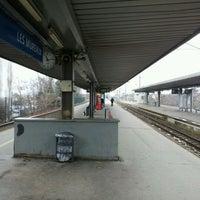 Foto tomada en Gare SNCF des Mureaux por jean paul d. el 3/10/2012