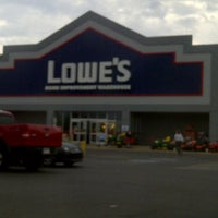 Photo Taken At Lowe 39 S Home Improvement By Vanessa L On