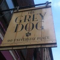 Foto tomada en The Grey Dog - Union Square por Frank R. el 4/18/2012