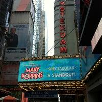 Photo prise au New Amsterdam Theater par Tadasauce le7/1/2012