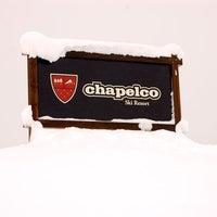 Foto tirada no(a) Chapelco Ski Resort por Maria Eugenia M. em 12/6/2011