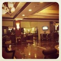 5/6/2012 tarihinde Kirill B.ziyaretçi tarafından Wyndham Grand Regency Doha Hotel'de çekilen fotoğraf
