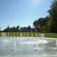 Foto tomada en Piedmont Park Legacy Fountain por Mr. G. el 10/15/2011