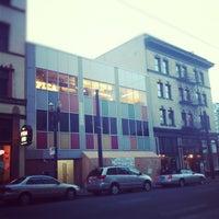 Foto tirada no(a) PICA - The Portland Institute for Contemporary Art por Matthew D. em 5/16/2012
