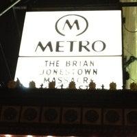 Foto diambil di Metro oleh Lucy pada 8/19/2012