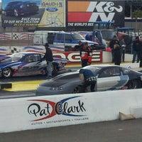 Photo prise au The Strip at Las Vegas Motor Speedway par Ryan M. le11/6/2011