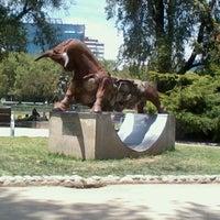 11/6/2011에 Juan Carlos G.님이 Parque de las Esculturas에서 찍은 사진