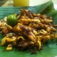 Nasi Goreng Seafood Stulang Laut