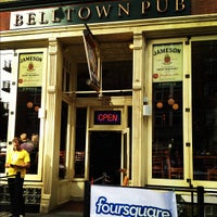 Das Foto wurde bei Belltown Pub von Rob W. am 4/17/2012 aufgenommen