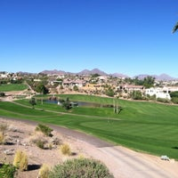 Photo prise au Desert Canyon Golf Club par Martin O. le10/27/2011