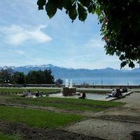 Das Foto wurde bei Esplanade de Montbenon von Boris P. am 5/10/2012 aufgenommen