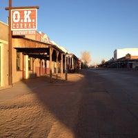 3/7/2012 tarihinde Adam S.ziyaretçi tarafından O.K. Corral'de çekilen fotoğraf