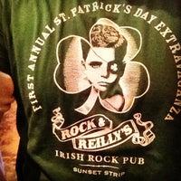Foto scattata a Rock & Reilly's Irish Pub da Tony D. il 3/17/2012