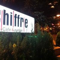 Das Foto wurde bei Chiffre Nargile Cafe von Çağlar D. am 10/23/2011 aufgenommen