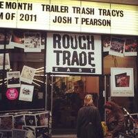Das Foto wurde bei Rough Trade East von Marco M. am 1/15/2012 aufgenommen