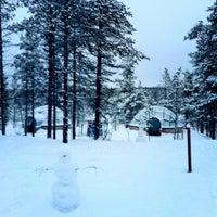Foto scattata a Kakslauttanen Arctic Resort da c.c. il 12/10/2011