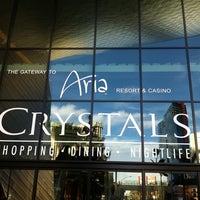 Das Foto wurde bei The Shops at Crystals von Masashi S. am 3/15/2012 aufgenommen