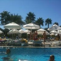 9/4/2012 tarihinde Ali C.ziyaretçi tarafından Lyra Resort Hotel'de çekilen fotoğraf