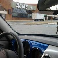 Photo taken at ACME Markets by Zak T. on 1/31/2012