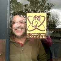 4/11/2012にVictoria A.がFlying Goat Coffeeで撮った写真