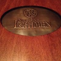 6/2/2012 tarihinde Joel C.ziyaretçi tarafından Nine Fine Irishmen'de çekilen fotoğraf