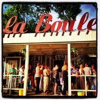 Снимок сделан в La Boule пользователем Владимир М. 5/20/2012