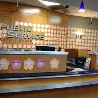 Снимок сделан в Public Service Credit Union пользователем Vikki W. 4/30/2012