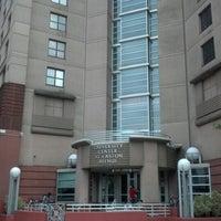 Photo Taken At University Center Easton Avenue By Christopher M On 7 19