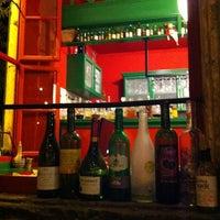 7/6/2012 tarihinde Dilruba K.ziyaretçi tarafından Vino Şarap Evi'de çekilen fotoğraf