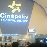 Foto tomada en Cinépolis por Jorge A. el 5/1/2012