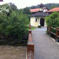 Снимок сделан в Hotel Bachmair Weissach пользователем Werner H. 6/20/2012