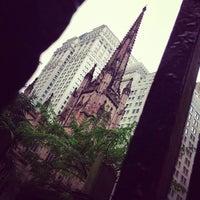 Foto tirada no(a) Trinity Church por Artur S. em 5/24/2012