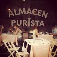 11/20/2011にMarcelo Q.がAlmacén Puristaで撮った写真
