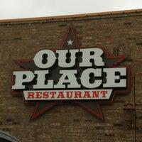 Foto scattata a Our Place Restaurant da Barbara K. il 3/18/2012