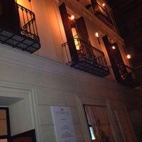 5/19/2012 tarihinde Nuria N.ziyaretçi tarafından Museo Ramón Gaya'de çekilen fotoğraf