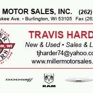 Miller Motors Burlington Wisconsin >> Miller Motors Auto Dealership In Burlington