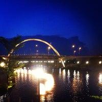 Снимок сделан в Punggol Waterway Park пользователем Patrick P. 10/15/2011