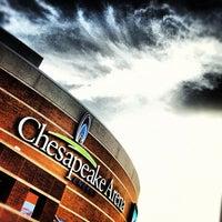 Das Foto wurde bei Chesapeake Energy Arena von Jamie R. am 5/15/2012 aufgenommen