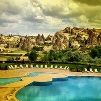 Photo prise au Tourist Hotels & Resorts Cappadocia par Asli D. le5/26/2012