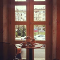 Снимок сделан в The Tea Room Tirana пользователем Marli T. 1/24/2012