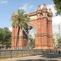 Foto scattata a Arco del Triunfo da Rima B. il 7/31/2012