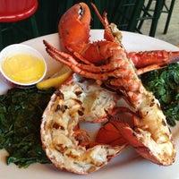 Снимок сделан в The Barking Crab пользователем Meghan F. 4/7/2012