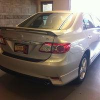 8/25/2012にSasha D.がStevinson Toyota Westで撮った写真