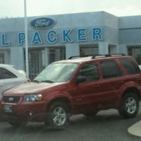 Photo Taken At Al Packer 39 S White Marsh Ford By Tone H