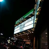 Foto scattata a The Fonda Theatre da Matt B. il 6/23/2012