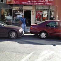 Foto tomada en Pide Ban por Serhat el 8/30/2012