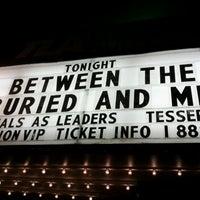 12/10/2011 tarihinde Steve R.ziyaretçi tarafından Theatre of the Living Arts'de çekilen fotoğraf