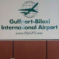 Foto tomada en Gulfport-Biloxi International Airport (GPT) por Marlon D. el 10/16/2011