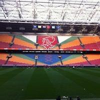 9/6/2012 tarihinde Bora K.ziyaretçi tarafından Johan Cruijf Arena'de çekilen fotoğraf